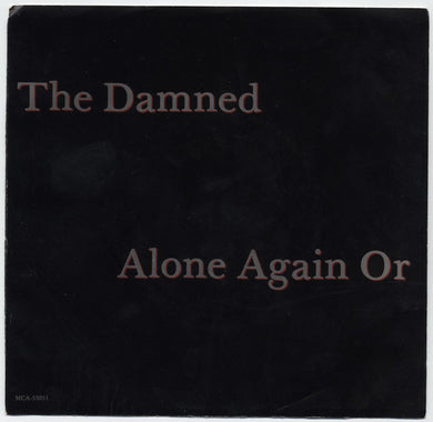 Damned - Alone Again Or
