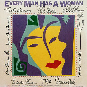 Beatles (Yoko Ono) - Every Man Has A Woman