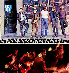 Butterfield Blues Band - The Paul Butterfield Blues Band
