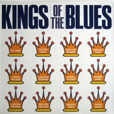 V/A - Kings Of The Blues
