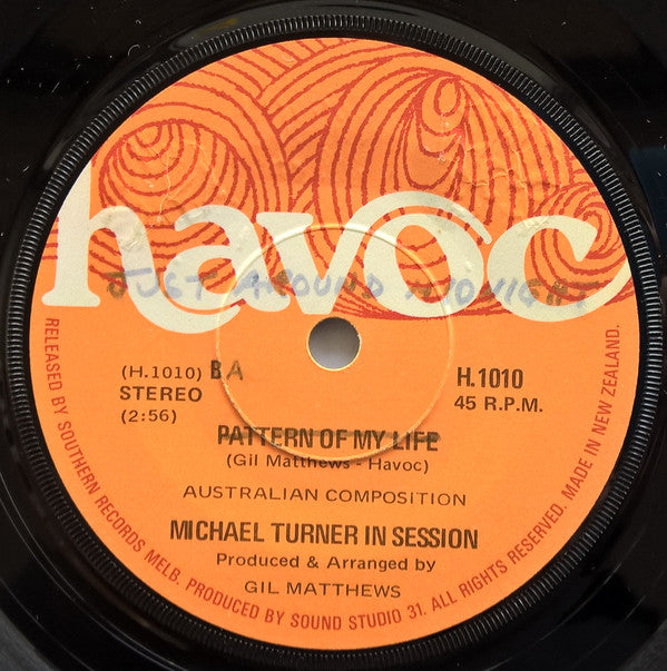 Michael Turner In Session - Just Around Midnight