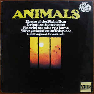 Animals - Animals - The Most Of