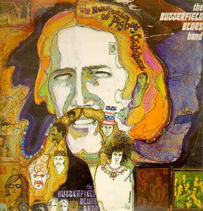 Butterfield Blues Band - The Resurrection Of Pigboy Crabshaw