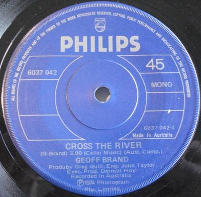 Geoff Brand - Cross The River