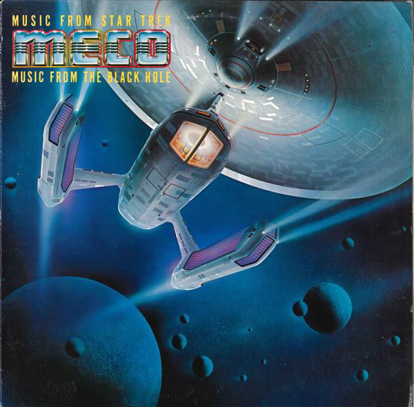 Meco - Music From Star Trek And Music From The Black Hole