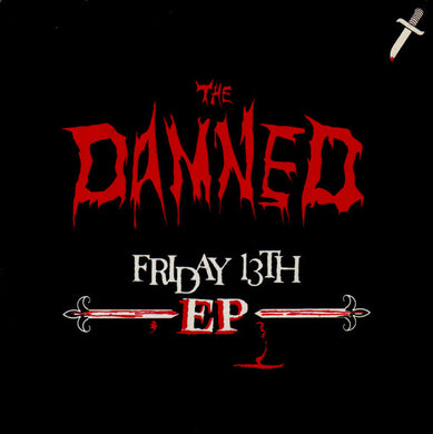 Damned - Friday 13th EP