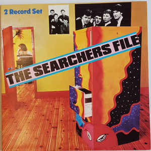Searchers - The Searchers File