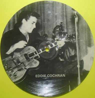 Eddie Cochran - Masters Of Rock & Roll Vol.II