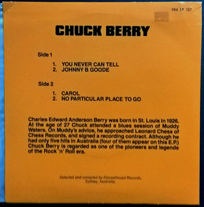 Berry, Chuck - You Never Can Tell
