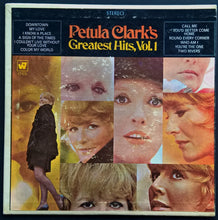 Load image into Gallery viewer, Clark, Petula - Petula Clark's Greatest Hits Vol.1