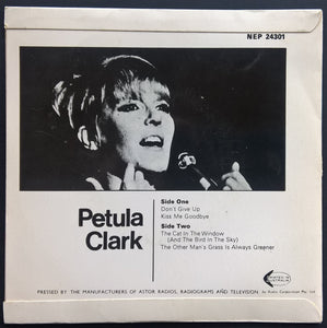 Clark, Petula - Don't Give Up