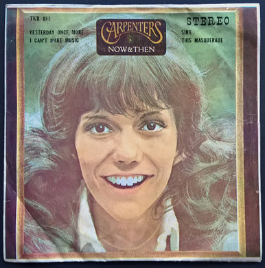 Carpenters - Now & Then