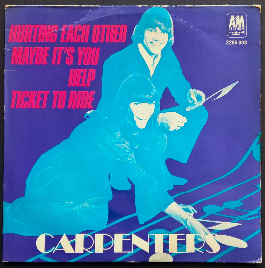 Carpenters - Hurting Each Other