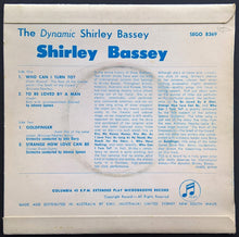 Load image into Gallery viewer, Shirley Bassey - The Dynamic Shirley Bassey