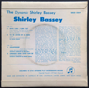 Shirley Bassey - The Dynamic Shirley Bassey