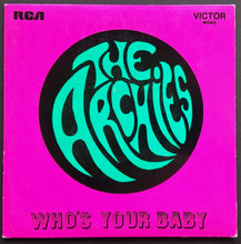 Load image into Gallery viewer, Archies - Who's Your Baby