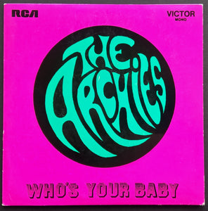 Archies - Who's Your Baby