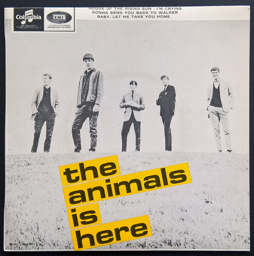 Animals - The Animals Is Here