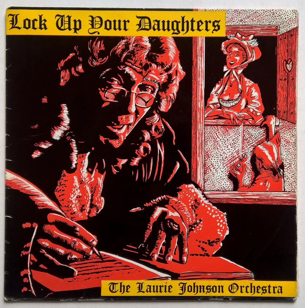 Johnson, Laurie Orchestra - Lock Up Your Daughters