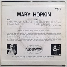 Load image into Gallery viewer, Mary Hopkin Volume.1