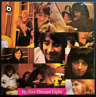 Hollies - Distant Light