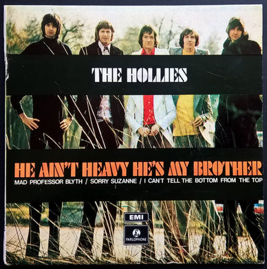 Hollies - He Ain't Heavy, He's My Brother