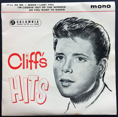 Cliff Richard - Cliff's Hits