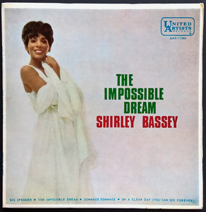 Shirley Bassey - The Impossible Dream