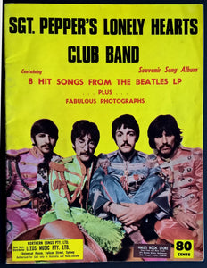 Beatles - Sgt.Pepper's Lonely Hearts Club Band