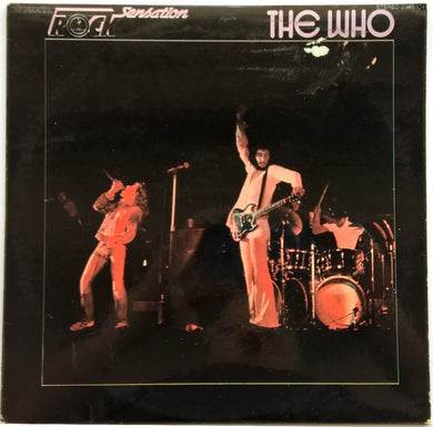 Who - Rock Sensation