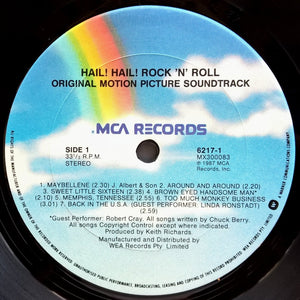 Berry, Chuck - Hail! Hail! Rock 'N' Roll (Original Motion Picture Soundtrack)
