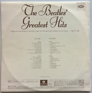 Beatles - Greatest Hits Vol.1 & 2