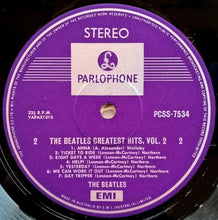 Load image into Gallery viewer, Beatles - Greatest Hits Vol.1 & 2