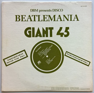 (D.B.M.) Beatlemania