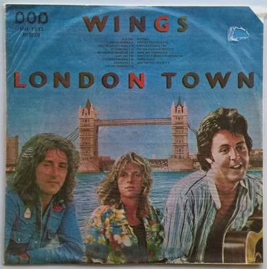 Beatles (Wings) - London Town
