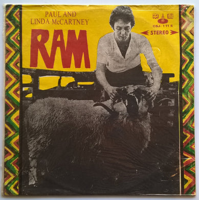 Beatles (Paul McCartney) - RAM
