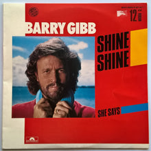Load image into Gallery viewer, Bee Gees (Barry Gibb) - Shine Shine