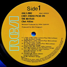Load image into Gallery viewer, Beatles - (CHET ATKINS) Picks On The Beatles