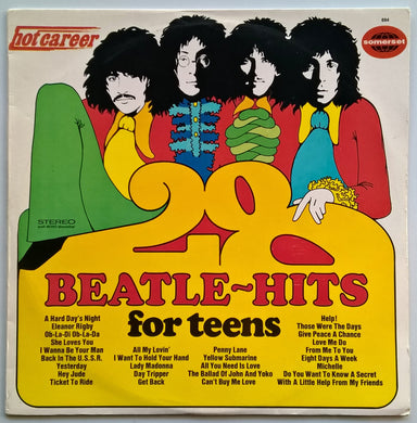 (JOHN HAMILTON BAND) 28 Beatle-Hits For Teens