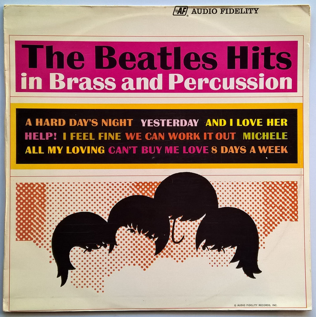 Beatles - The Beatles Hits In Brass And Percussion