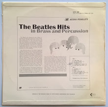 Load image into Gallery viewer, Beatles - The Beatles Hits In Brass And Percussion