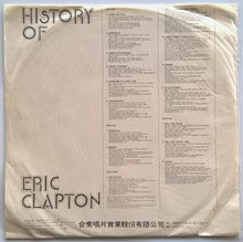 Load image into Gallery viewer, Clapton, Eric - History Of Eric Clapton