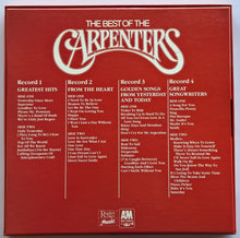 Load image into Gallery viewer, Carpenters - The Best Of The Carpenters