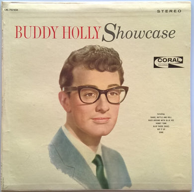 Buddy Holly - Showcase