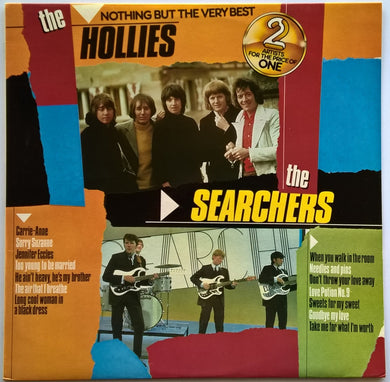 Hollies - The Hollies/The Searchers