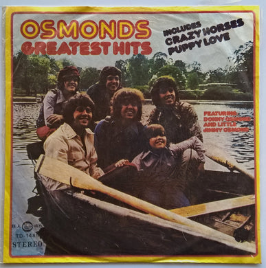 Osmonds - Greatest Hits
