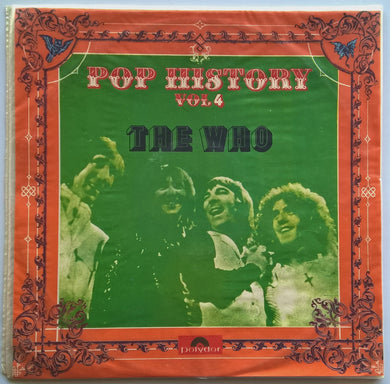 Who - Pop History Vol.4