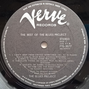 Blues Project - Best Of The Blues Project