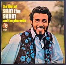 Load image into Gallery viewer, The Best Of Sam The Sham And The Pharaohs