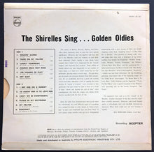 Load image into Gallery viewer, The Shirelles Sing...Golden Oldies